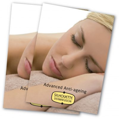 Dermafusion Point of Sale Leaflets