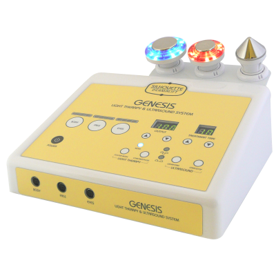 Genesis Ultrasound & LED Light Therapy MachineGenesis Ultrasound & LED Light Therapy Machine