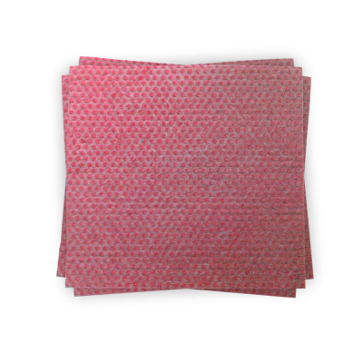 pink galvanic sponges
