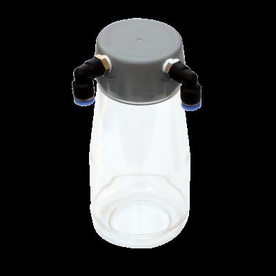 Crystal Micro-Dermabrasion Waste Crystal Jar