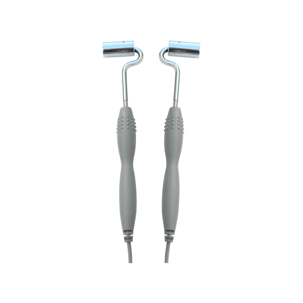 Galvanic Facial Rollers Used for Iontopherisis