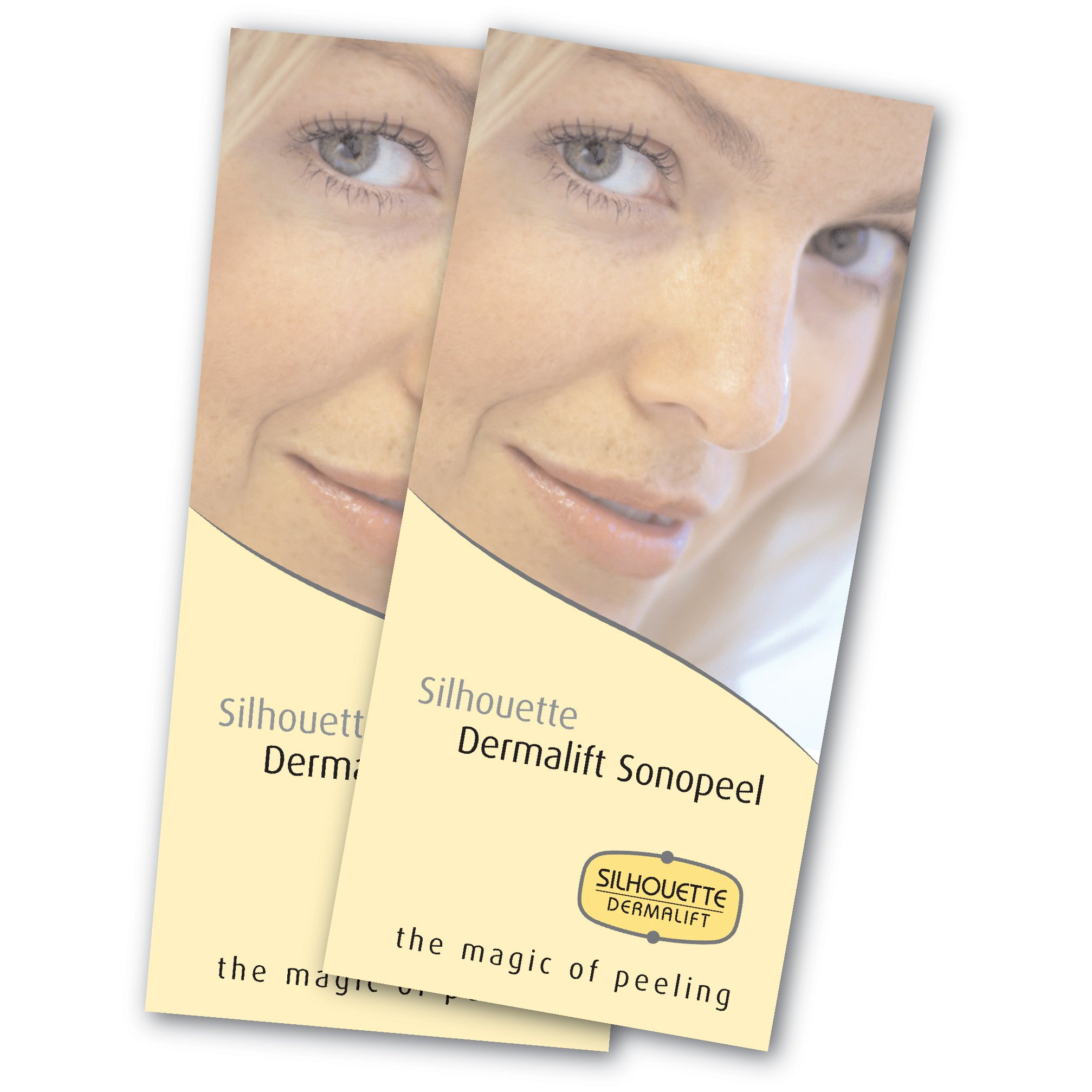 Sonopeel Point of Sale Leaflets