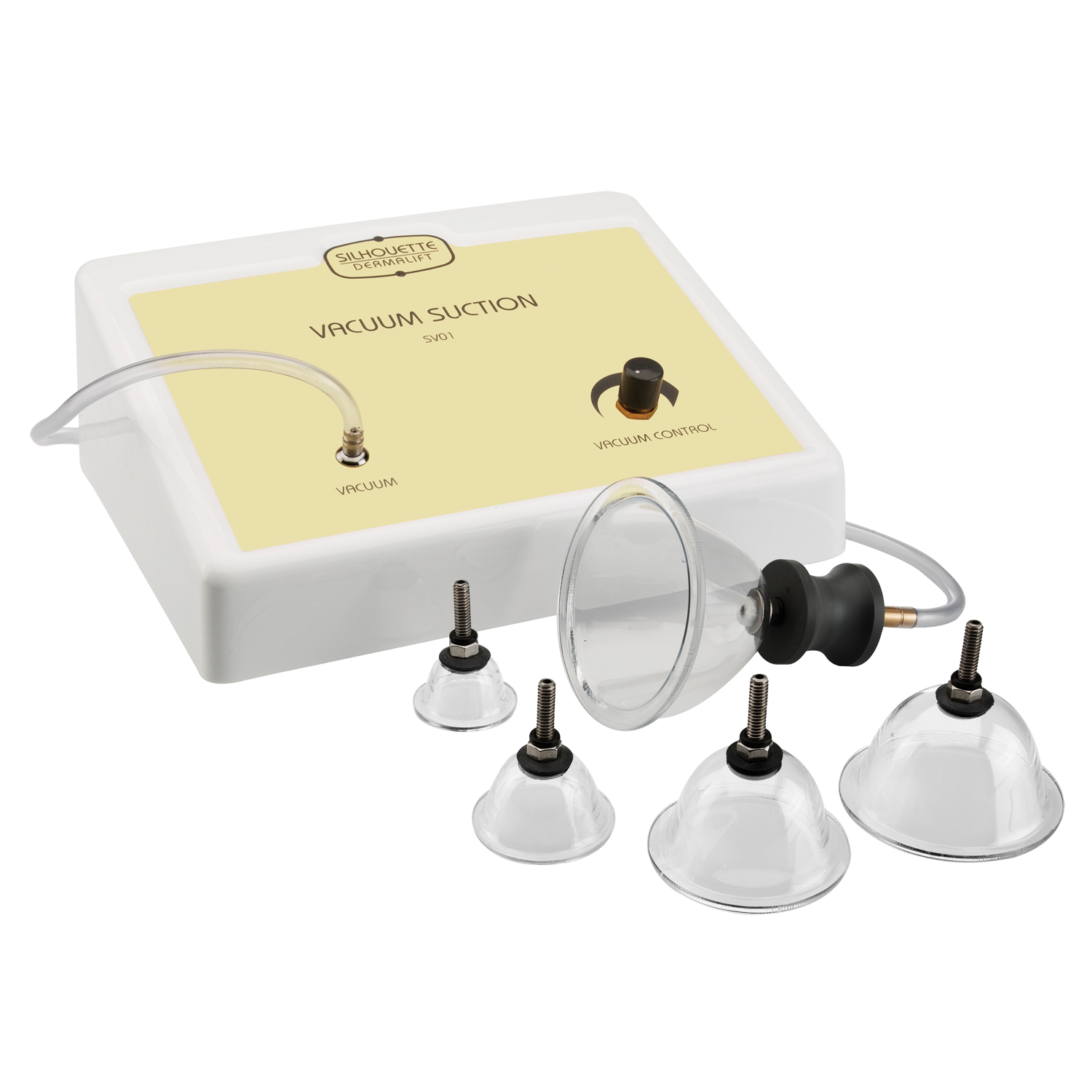 Face & Body Vacuum Suction
