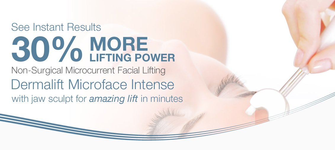 30% more face lifting power