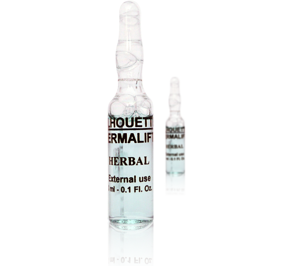 Herbal Ampoules (Anti-Acne)
