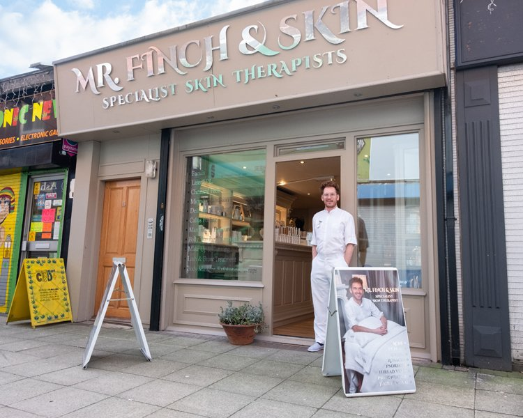Mr Finch & Skin